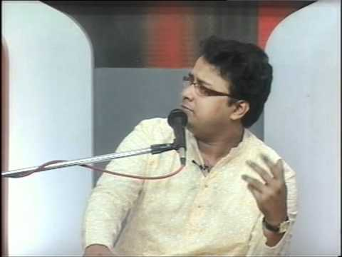 Anol Chatterjee singing Raag Todi - Tarana.mpg