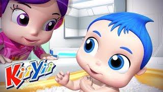 детские песни | Песня о купании + Еще! | KiiYii | мультфильмы для детей