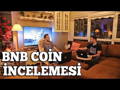 Bnb Coin İncelemesi ; Bnb Çok Yükselecek mi?