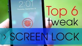 [Cydia Tweak] Top 6 Tweak về Lock Screen giúp máy của bạn trở lên hoàn hảo iOS 8
