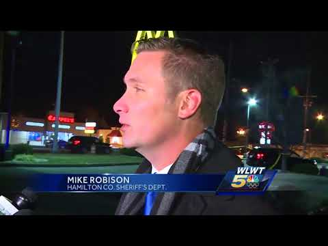 Man opens fire on ex-girlfriend, manager at Anderson Twp. McDonald's, deputies say