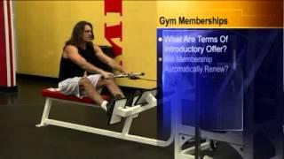 BBB Brief: Gym Memberships