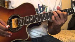 Corazon Sin Cara-Prince Royce tutorial