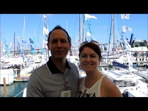 The Sailing Rode - 2016 Miami Strictly Sail Show - Part 1