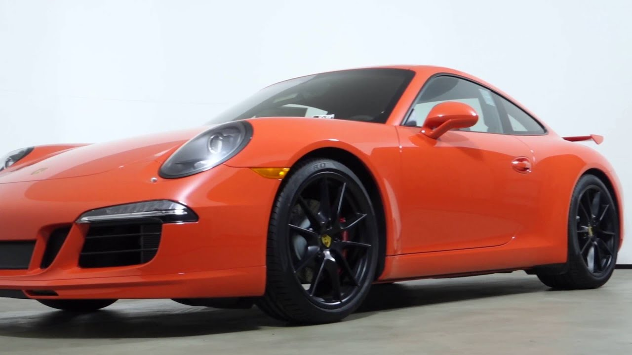 2016 porsche 911 carrera s at walter s porsche of riverside youtube