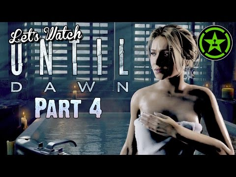 Let's Watch - Until Dawn (Part 4)