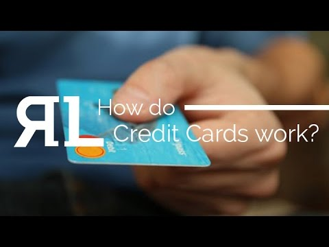 How do credit cards work? - YouTube