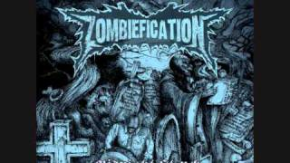 ZOMBIEFICATION - Broken Gravestone
