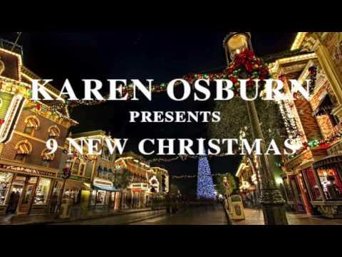 Christmas Song promotion - Karen Osburn presents 9 New Christmas Songs