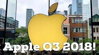 Gambar cover Apple Q3 2018: Three KEY Takeaways