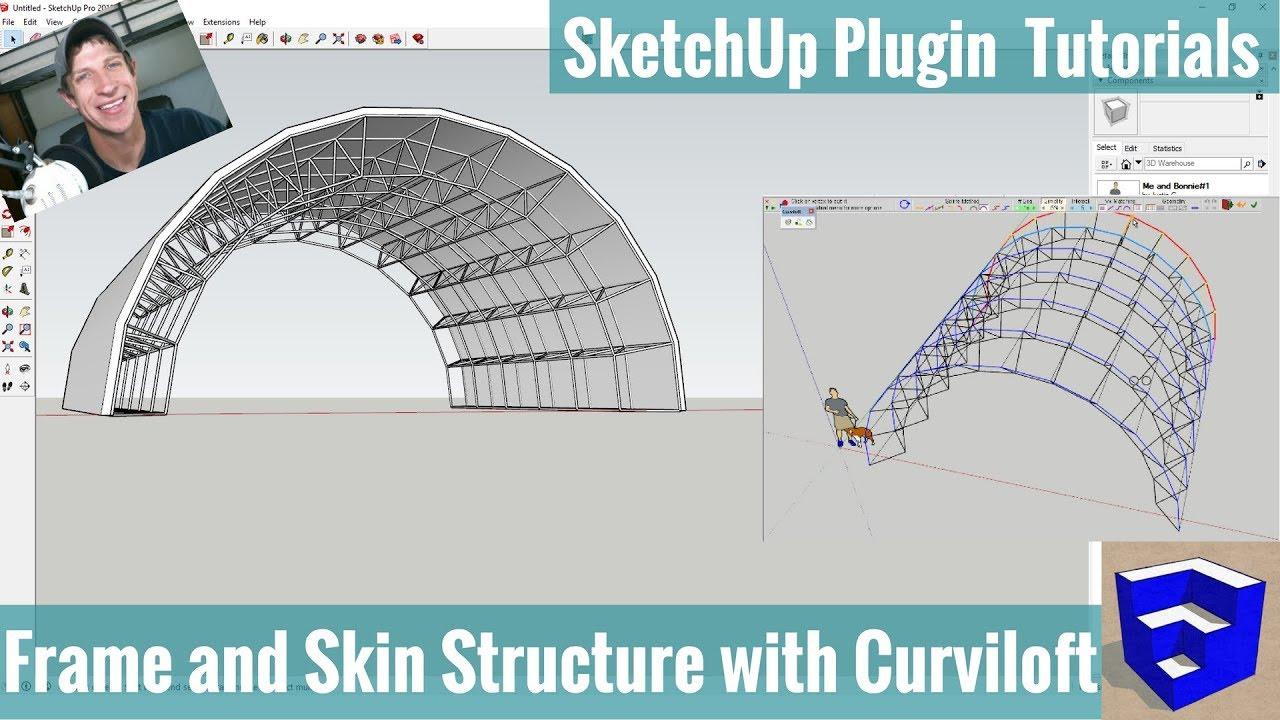 Line To Tubes Sketchup Plugin Download