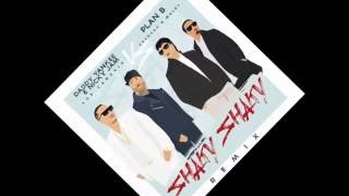SHAKY SHAKY (oficial remix) - daddy yankee ft nicky jam y plan b