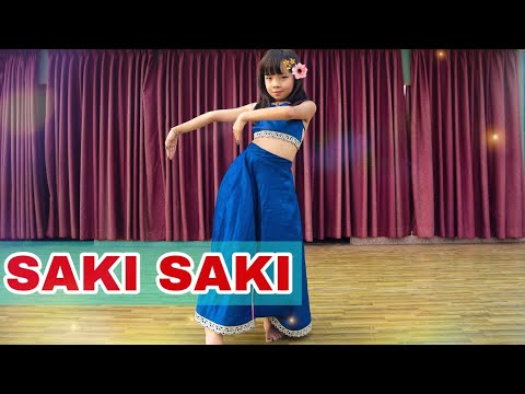 O SAKI SAKI | CARTOONZ CREW JR | COVER DANCE