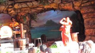 8  Hula Dancing at the Luau