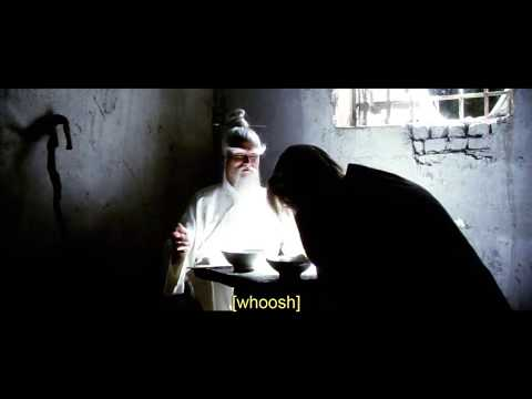 Kill Bill Vol. 2 Pai Mei's Training