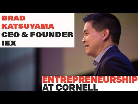 Brad Katsuyama - Founder & CEO, IEX
