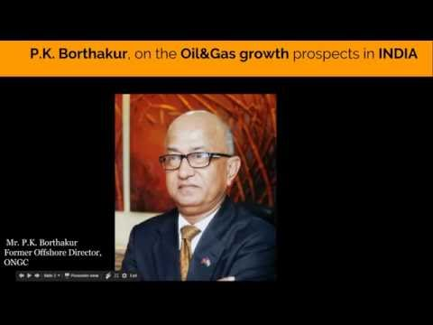 Oges Webinar 1 on 'The Next 5 Years in Oil & Gas Sector of India'