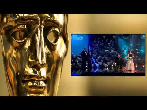 Interstellar Wins Best Special Visual Effects - Bafta Awards 2015 Full Show