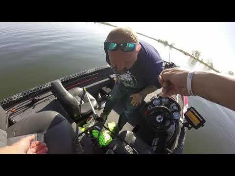 Fishing Heidecke Lake