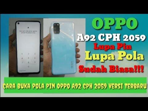 Cara Mengatasi : Oppo A5s Lupa Sandi Oppo A5s Lupa Pola Oppo A5s Lupa PIN Hapus kunci layar Oppo A5s.