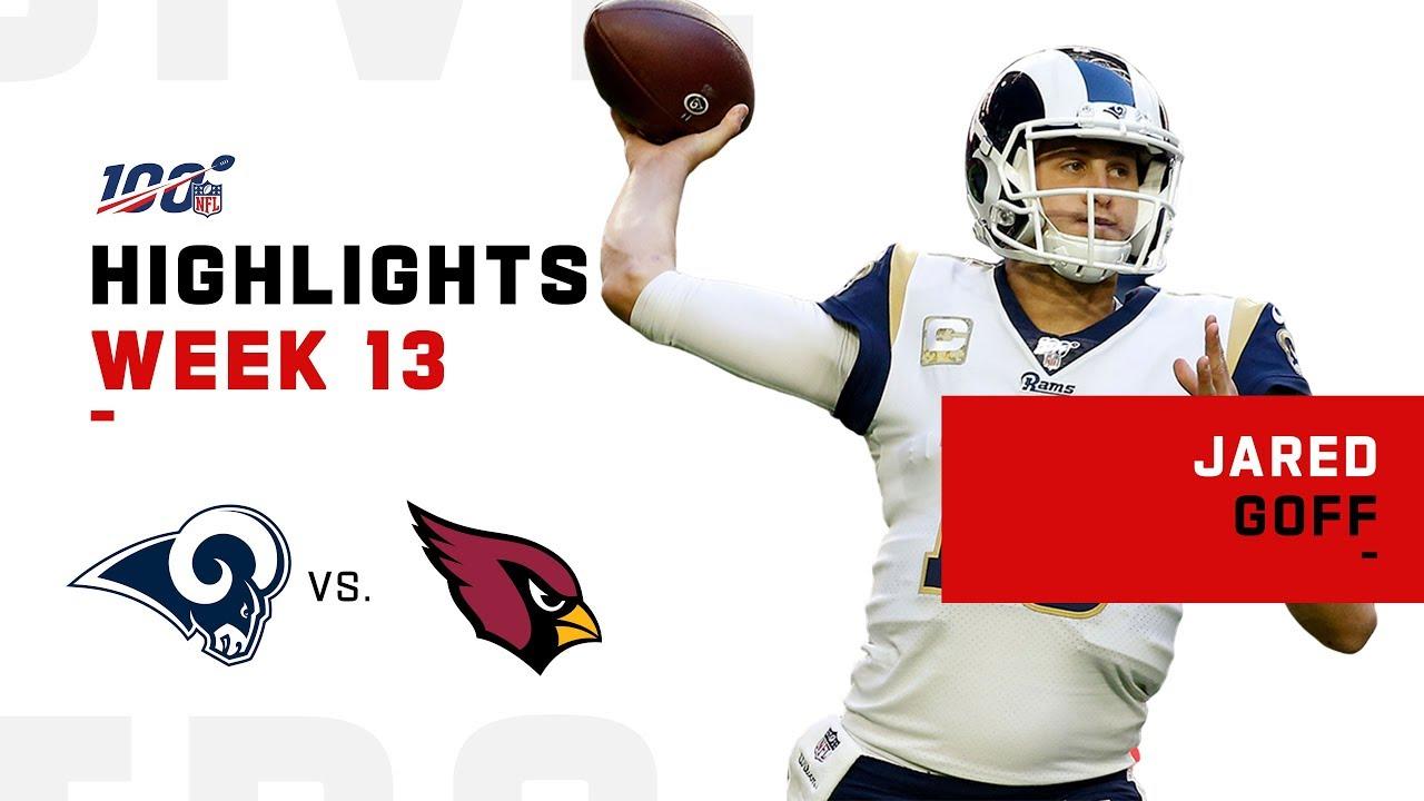 Jared Goff ROARS Back w/ 424 Yds & 2 TDs | NFL 2019 Highlights