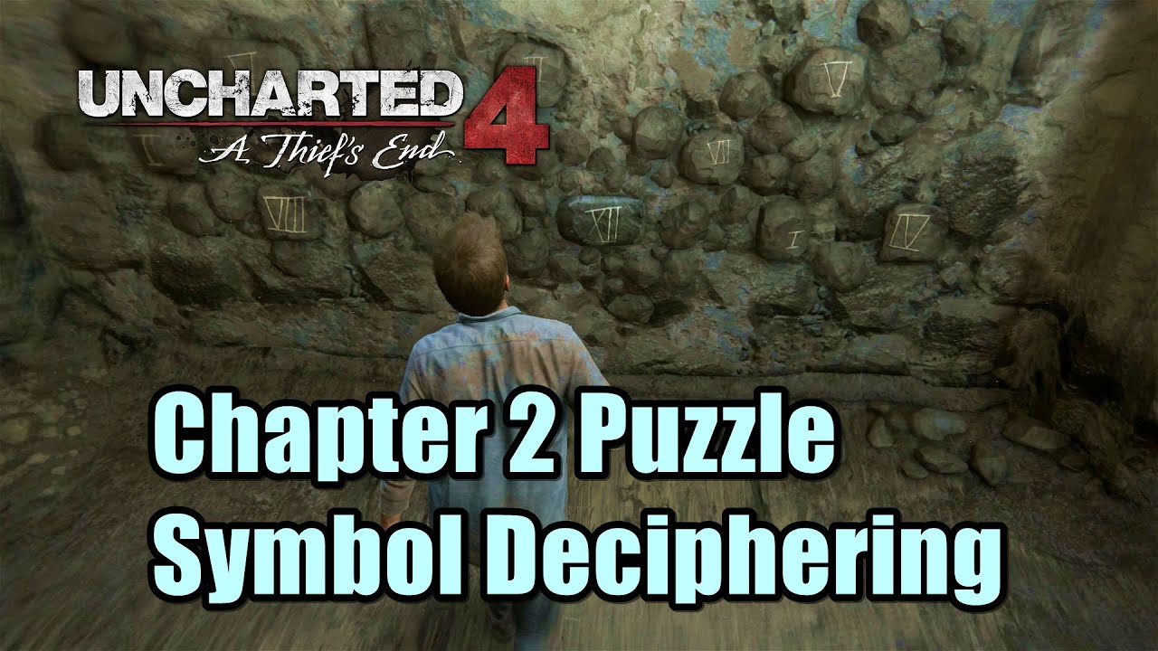 Uncharted 4 Chapter 2 Puzzle – Symbol Deciphering Guide ...