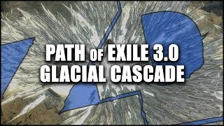 PATH of EXILE 3.0 Starter Build Guide - Glacial Cascade Mine Saboteur - Fall of Oriath Harbinger