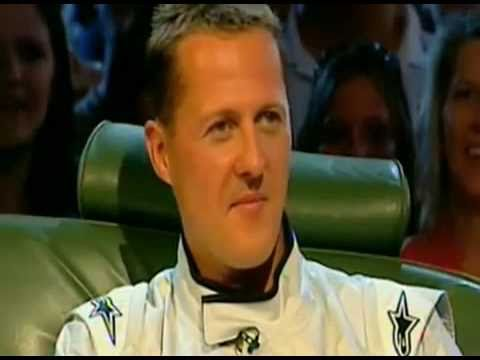 Michael Schumacher is the stig !!!!