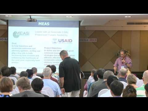 Lessons Learned from Agricultural Extension Best Practices - Paul McNamara, Ph.D.