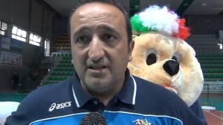 24-05-2015: Vincenzo Fanizza dopo il secondo posto in Del Monte Junior League di Castellana Grotte