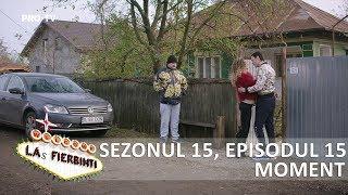 Las Fierbinti - SEZ. 15, EP. 15 - Giani are gagică din București