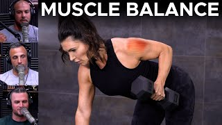 Why Is One Muscle Weaker Than The Other? FIX Your Muscle Imbalance!!!