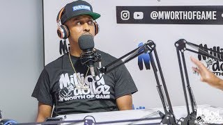 Million Dollaz Worth Of Game Ep. 18: Stories From R. Kellz