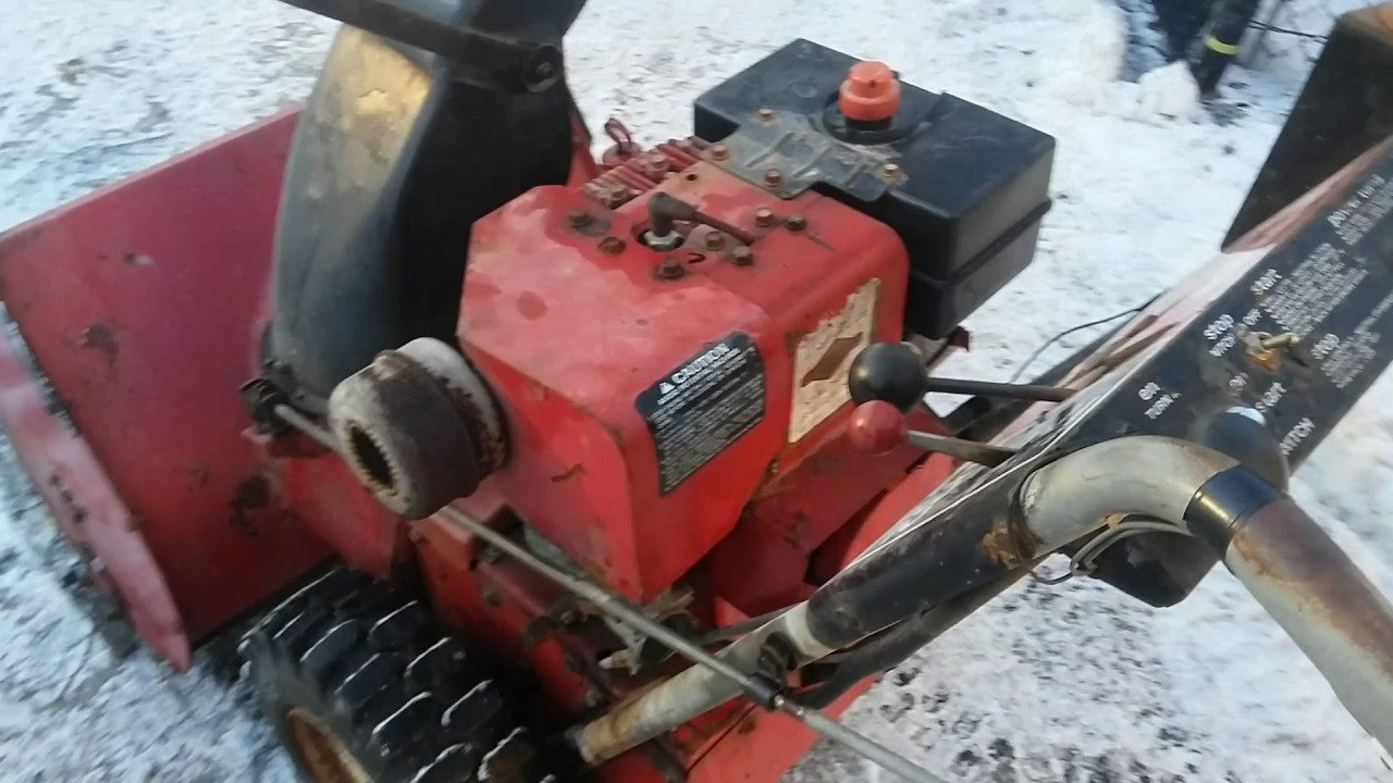 older toro snow blowers parts  older  tractor engine and