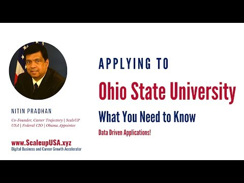 Ohio State University (OSU) Admission & Application Requirements - What You Need To Know!