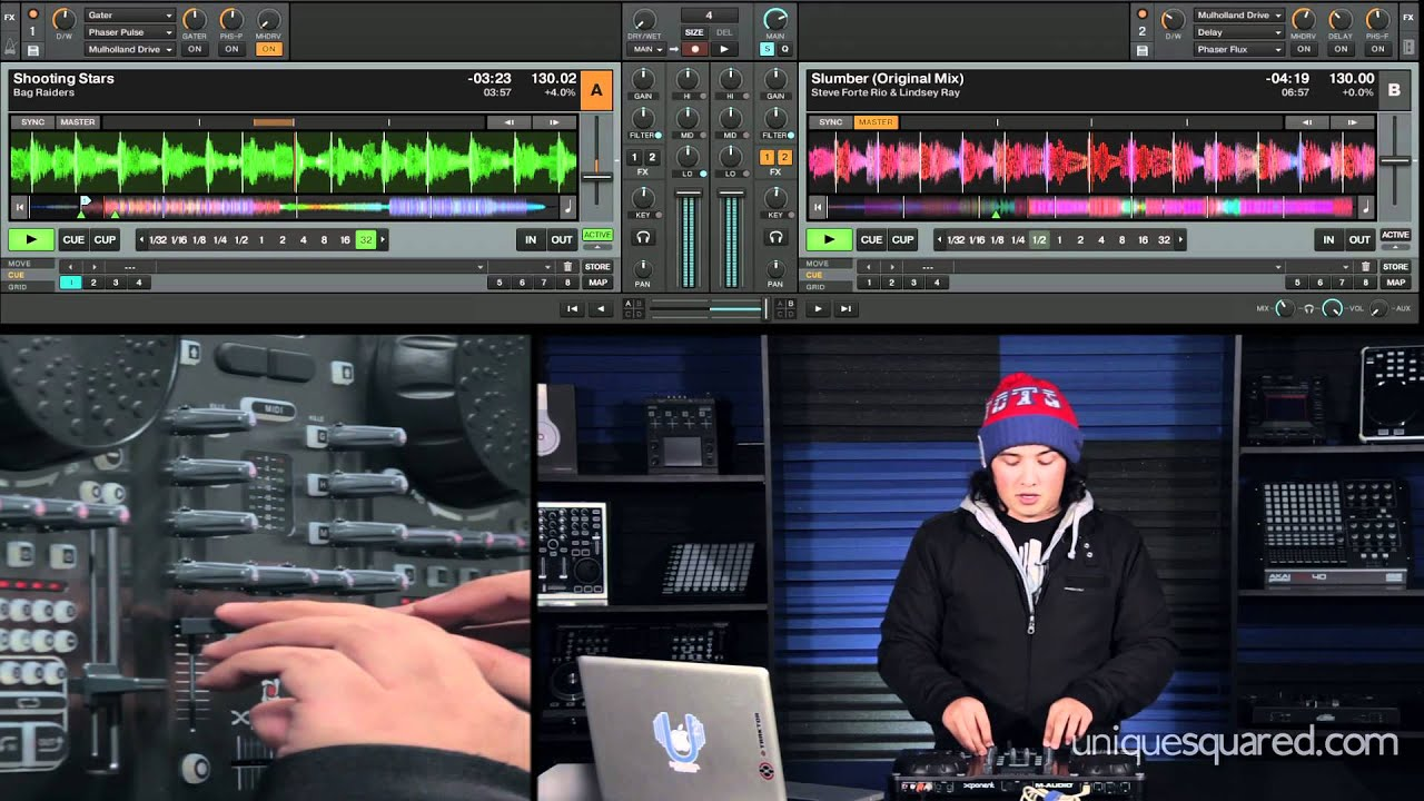 m-audio torq xponent software