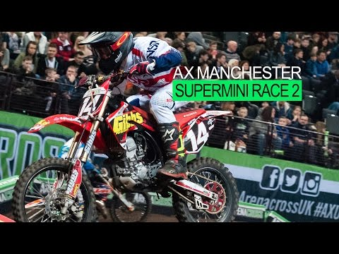 Supermini Race 2 in full | AX Manchester 2017