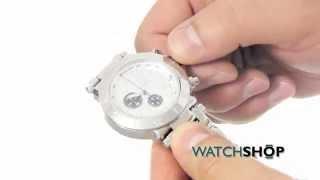 Gc Men's -1 Sport Chronograph Watch (X47008G1)