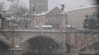 Meteo Roma weekend: Santa Lucia porta una ondata di freddo
