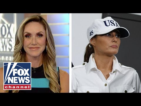 Lara Trump reacts to the lefts smears against Melania