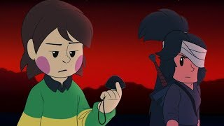Interlopers Shots: Patching Things Up (Undertale x LISA Animation)