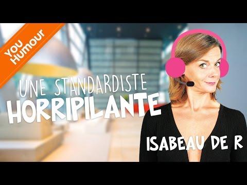 Isabeau de R, La standardiste