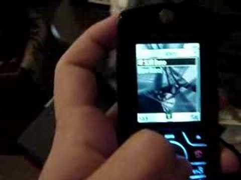 Motorola SLVR L7-Awesome Phone!!!-Review