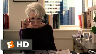 the devil wears prada 2 5 movie clip andy s interview 2006 hd