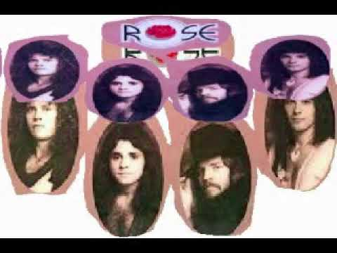 Rose = Hooked On A Rose  - 1973 -  (Full Album)