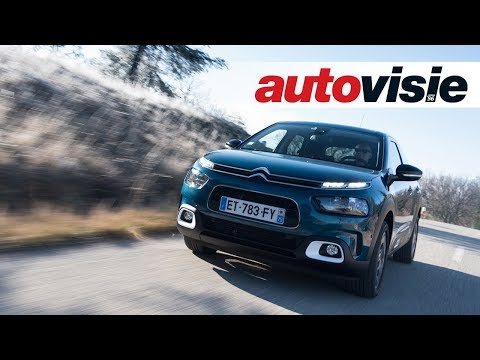 Citroën C4 Cactus (2018) - Test - Autovisie TV