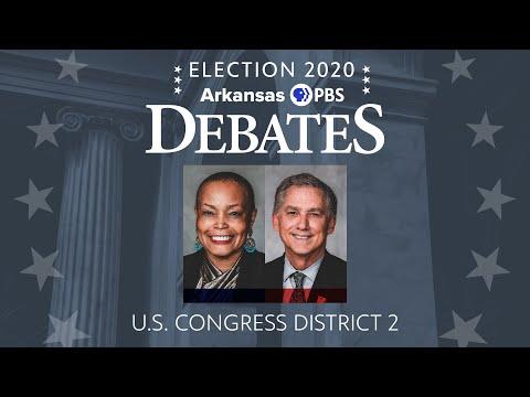 Arkansas PBS U.S. Congressional District 2 Debate