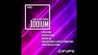 Zzino & Guss Carver - Jodium (A.Paul Remix)