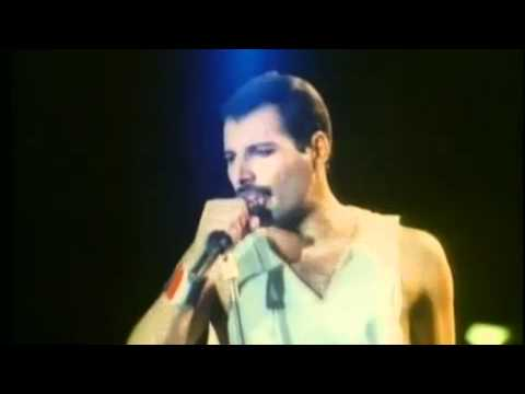 Queen - Who Wants To Live Forever in Budapest 1986