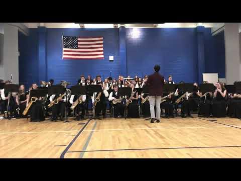Thomas C Cario Middle School Jazz Band 2/26/19